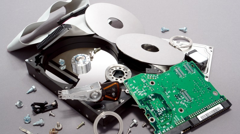 RAID Data Recovery Services in the UK